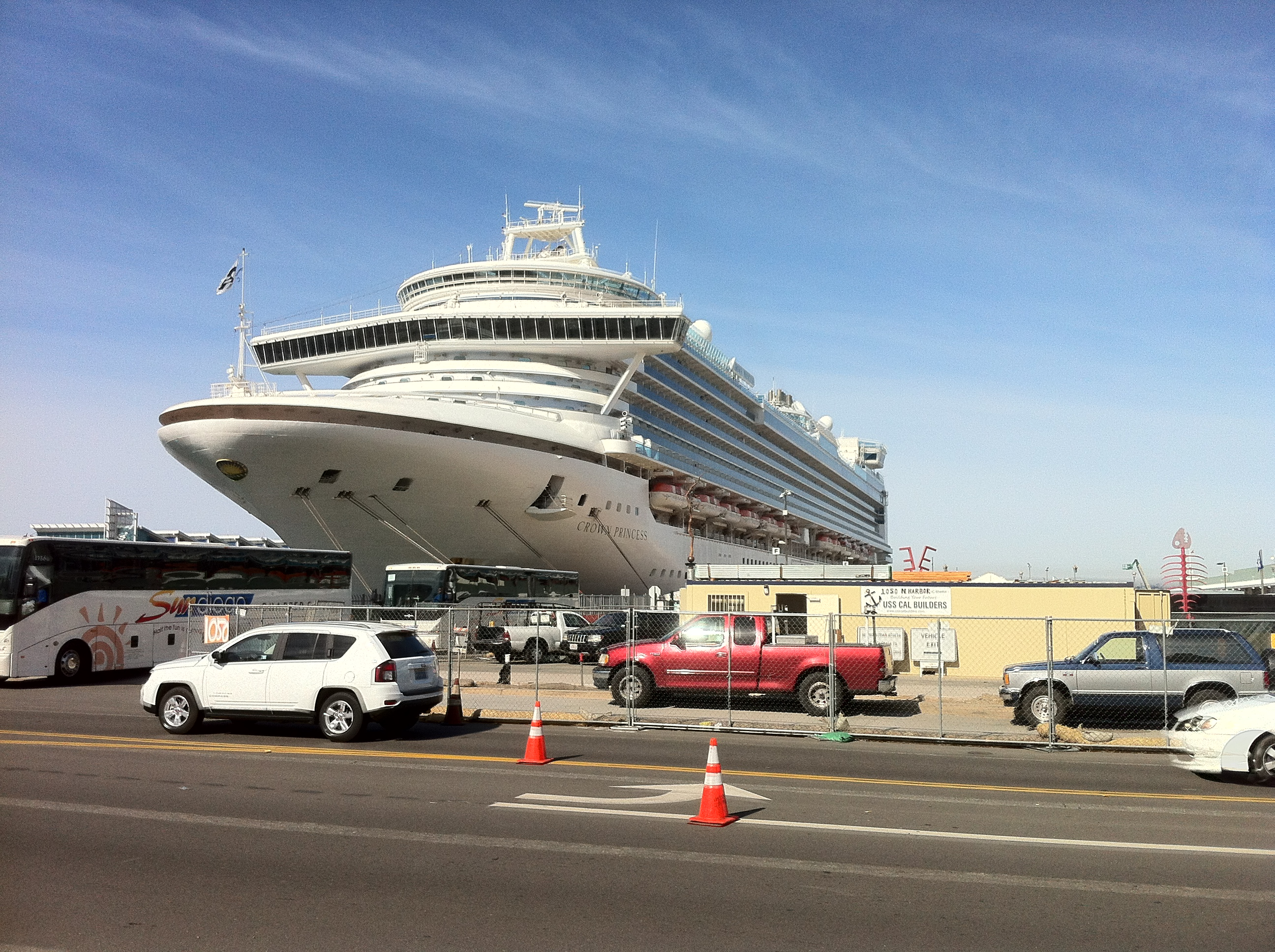 Crown Princess Cruise cut short by norovirus